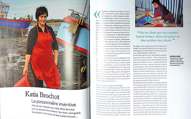 Katia - Bretagne Magazine pages int.