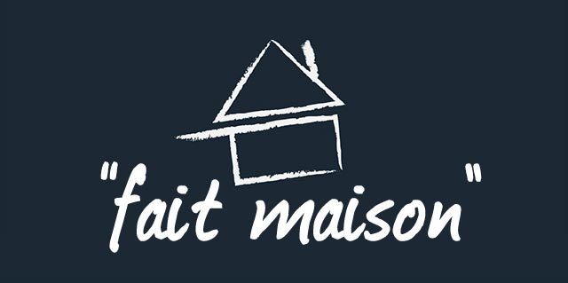 Mention « fait maison »